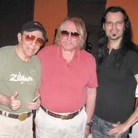 Hal Blaine and Don Randi (The Wrecking Crew)